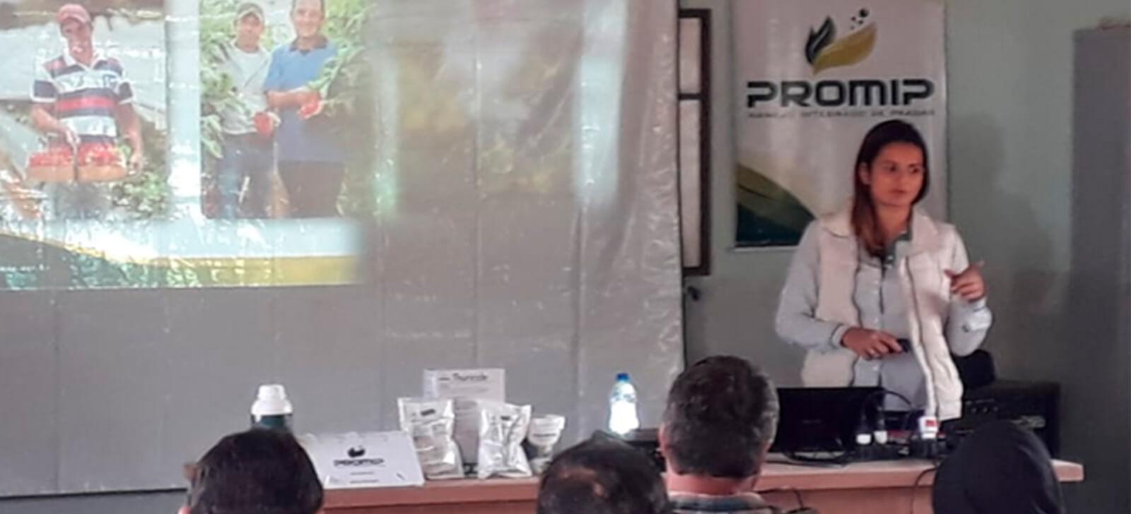 promip manejo integrado de pragas controle biologico manejo biologico de pragas e destaque em treinamento dirigido a produtores final (2)