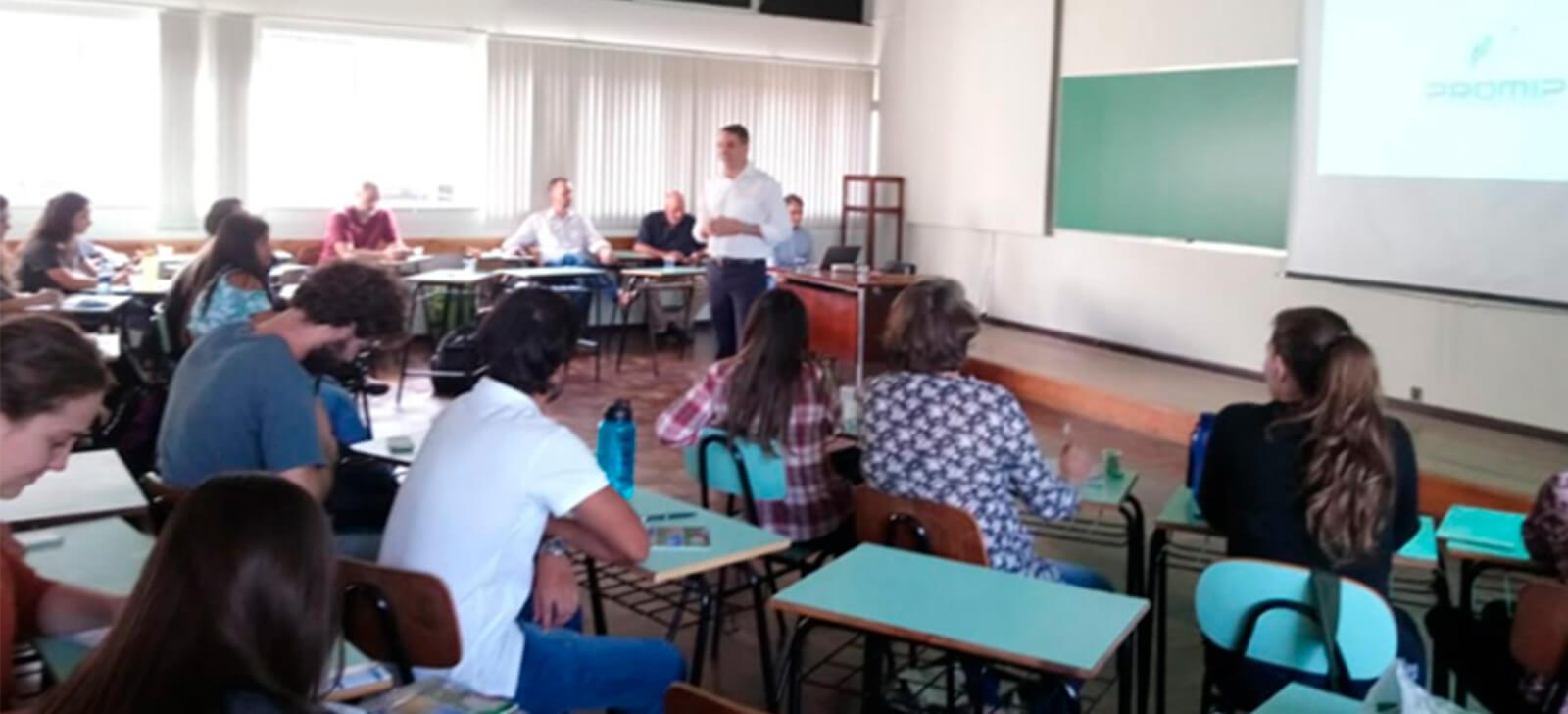promip manejo integrado de pragas controle biologico ufpr promove curso de conrole biologico aplicado em curitiba