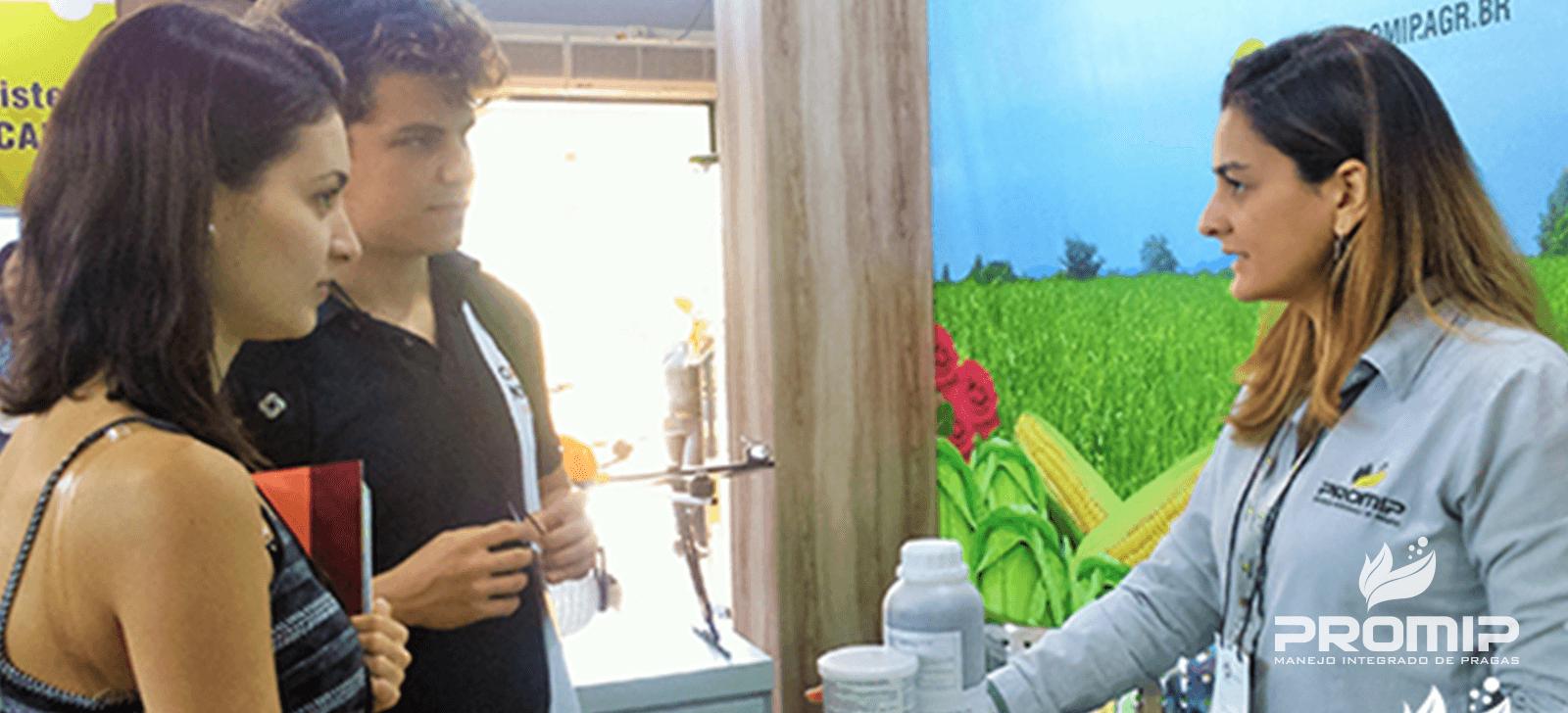 promip manejo integrado de pragas controle biologico solucoes promi ESALQShow