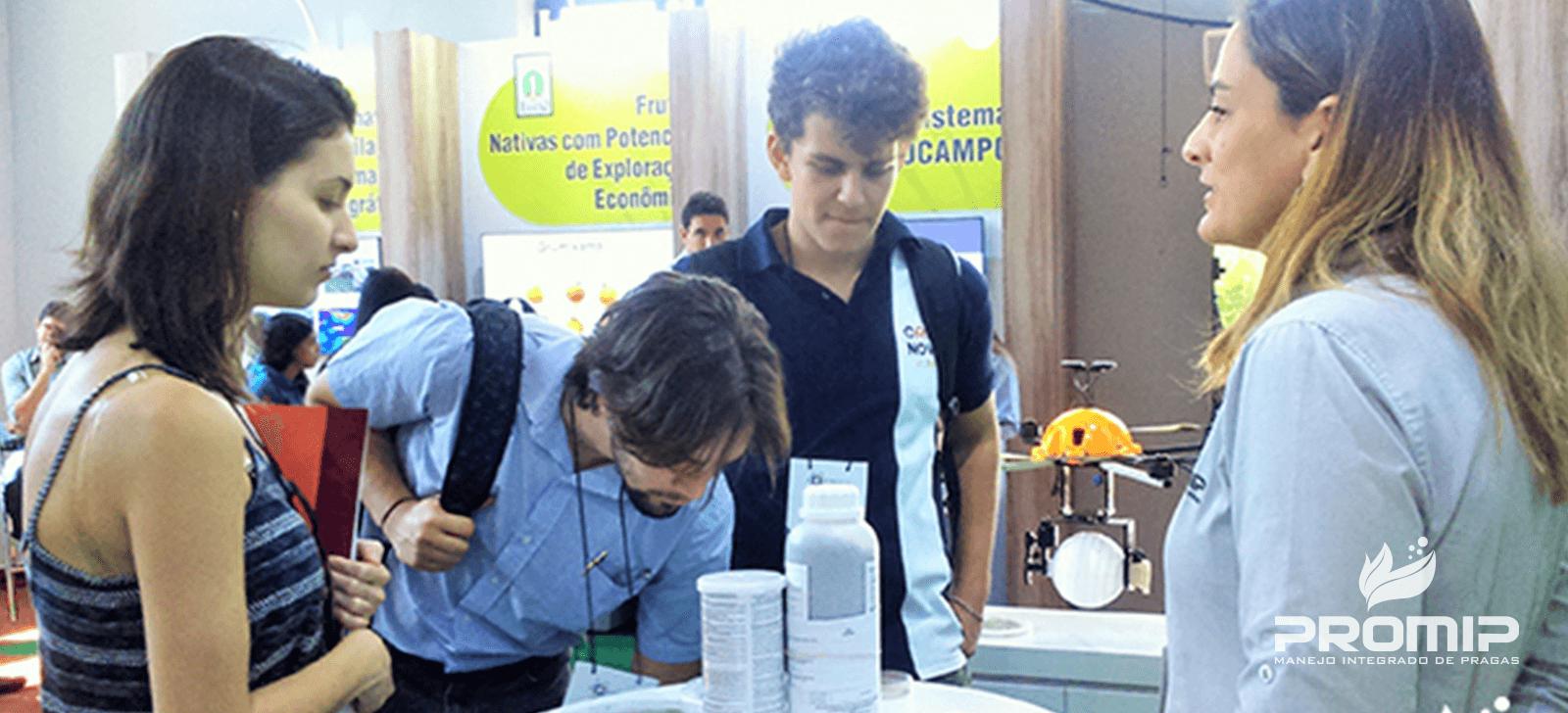 promip manejo integrado de pragas controle biologico solucoes promip