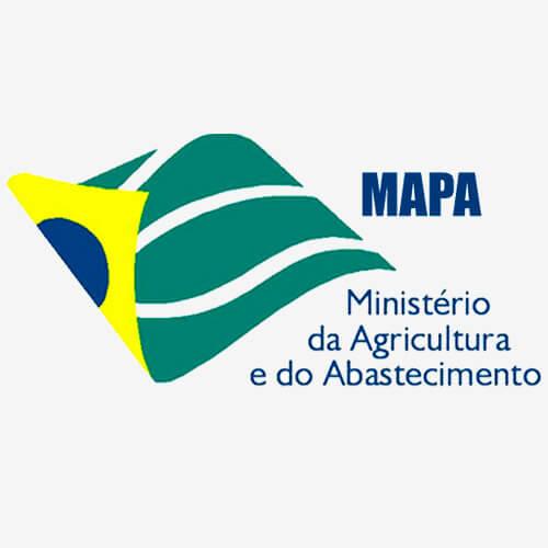 promip manejo integrado pragas controle biologico serviços certificacoes logo mapa