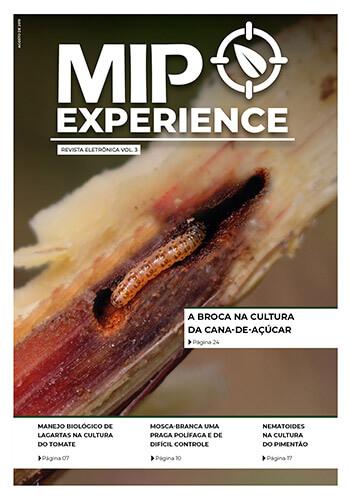 promip manejo integrado pragas controle biologico mip experience revista 03 capa