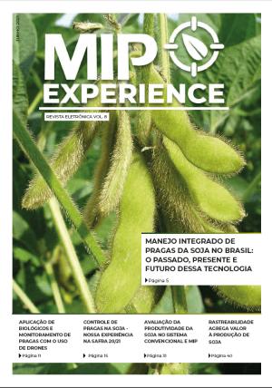 promip-controle-biologico-manejo-integrado-de-pragas-mip-experience-capa-revista-volume-8